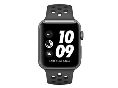 Smartwatch Apple Watch Nike Series 3 GPS 42mm space grey/black