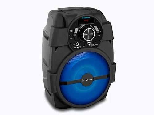 Idance Parlante Portátil Bluetooth Groove-200x Usb