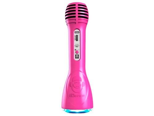 I Dance Party Mic Karaoke Micrófono Portátil Rosa Pm6