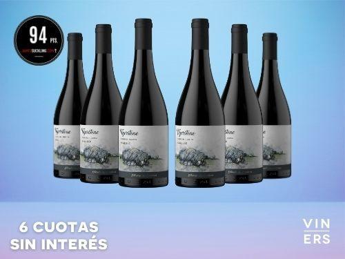 Estancia Los Cardones - Tigerstone Malbec 2018 - Caja x 6 botellas