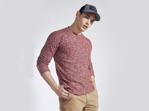 Pack x3 Sweaters Cuello Redondo Snow