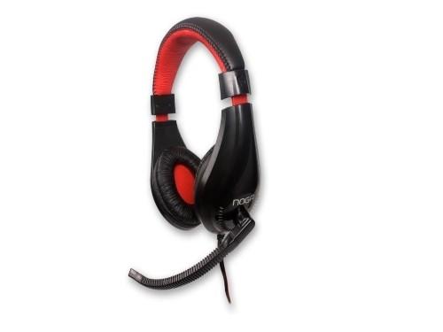 Kit Teclado Mouse Auricular Retroiluminado Gamer Noga Combo LUZ-RGB