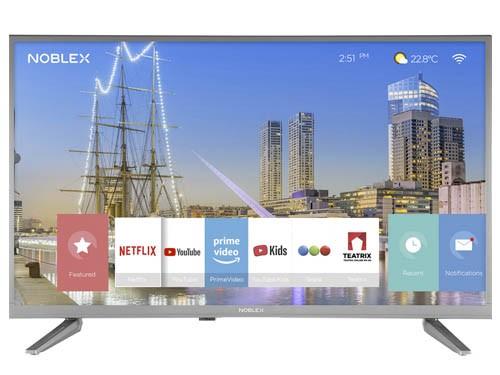 "Smart Tv 32"" HD Netflix Youtube HDMI USB Noblex"