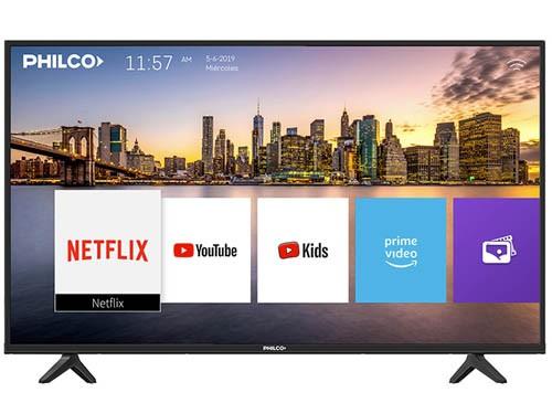 "Smart TV 43"" Digital Full Smart HDMI DUAL USB Philco"