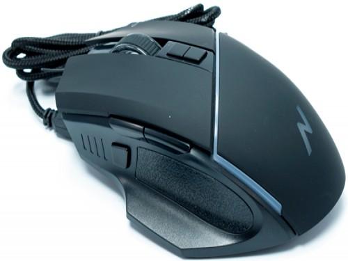 Mouse Noganet Gamer Usb Sensor A601