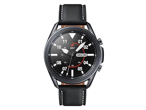 Reloj Smartwatch Samsung Galaxy Watch3 Mystic Black 45mm SM-R840NZKAAR
