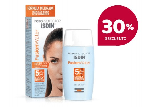 ISDIN FOTO PROTECTOR FUSION WATER FPS 50+ X 50 ml