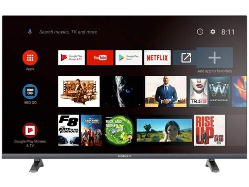 "Smart Tv 43"" Full HD HDMI USB Noblex"