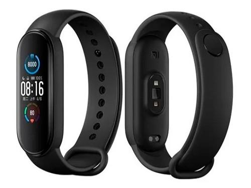 Xiaomi Mi Band 5 Smart Watch Reloj Inteligente Pulsera Black