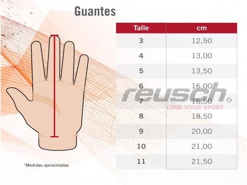 Guantes de arquero Fit control Supreme D1 Reusch