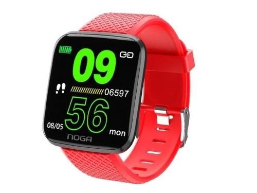 Reloj Inteligente Smart Smartwatch iPhone Android Noga Deportivo Sw02