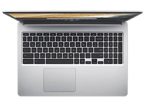"""Notebook 15,6"""" Intel Celeron 4GB + SSD 32GB Chrome OS Acer"""