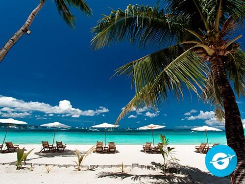 Vuelo a Cancún en oferta. Pasaje aéreo barato a México, Caribe