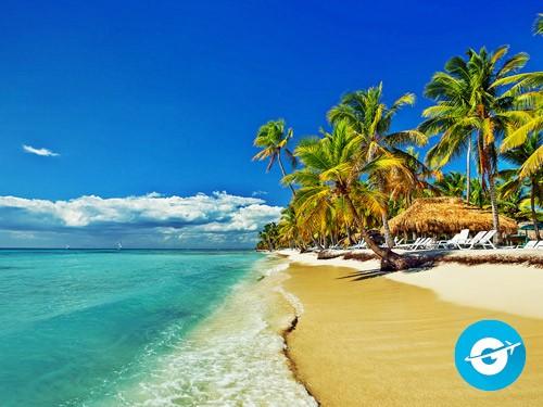 Vuelo a Punta Cana en oferta. Pasaje Aéreo barato a Caribe