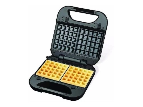 Waflera Electrica Winco W17 Maquina Hacer Wafles Waffles Gta