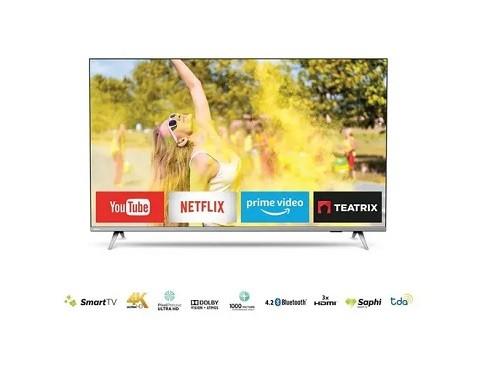 Smart Tv Philips 55 Pulgadas 4k Uhd 55pud6654/77