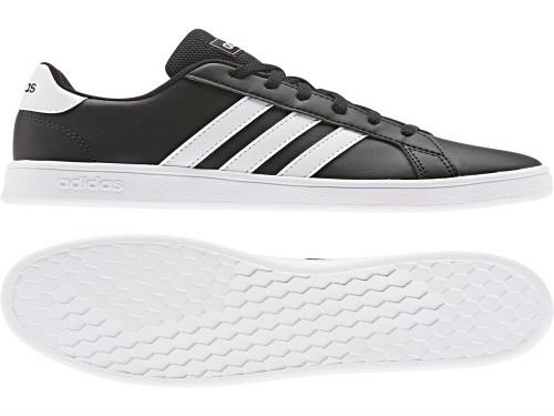 Grand Court K negro Adidas