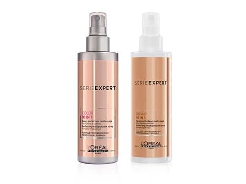 Kit 10 en 1: Spray 10 en 1 190ml Vitamino Color + Spray 10 en 1 190ml