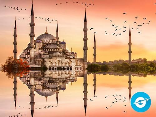 Vuelo a Estambul en oferta. Pasaje Aéreo barato a Turquía