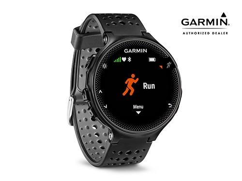 Reloj Smartwatch Garmin Forerunner 235 Negro