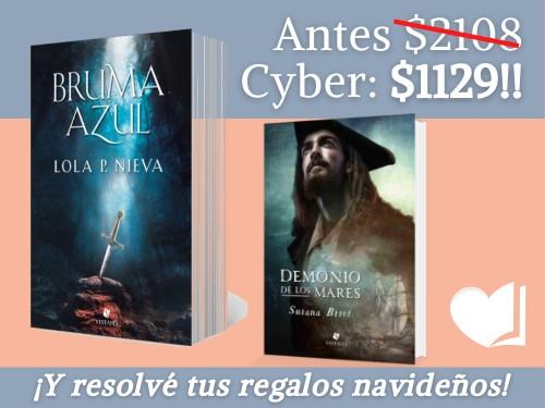 NOVELAS ROMÁNTICAS HISTÓRICAS - 2x1- EDITORIAL VESTALES