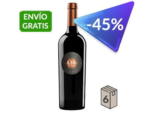 L10 by Bianchi Premium Malbec. Caja x 6. 750 ml.