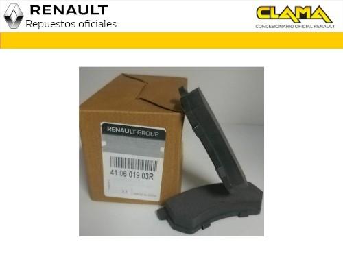 Cambio Pastillas Freno (M.O. incluida) Kwid Renault