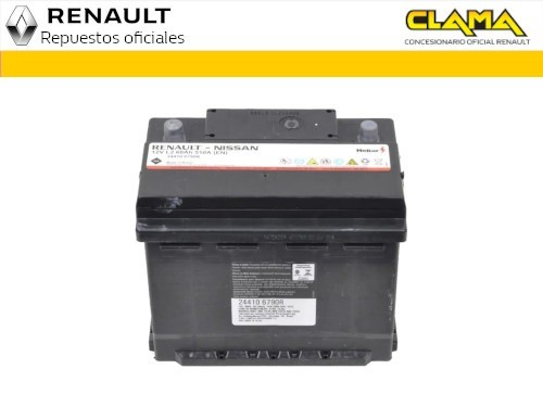 Bateria Motores Diesel Renault