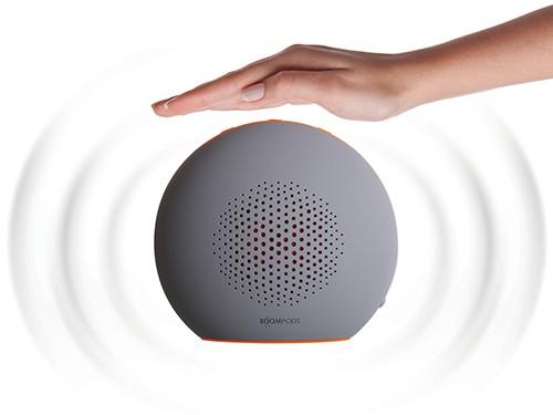 Parlante Portatil Bluetooth Sensor de Ruido Boompods Double Blaster