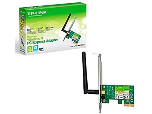 Placa De Red Wifi Tp-link Tl-wn781nd Pci 150mbps 781nd