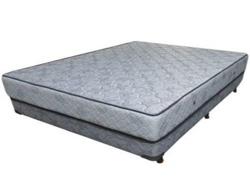 COLCHON Y SOMMIER E-NIGHTS 9100 - ESPUMA ALTA DENSIDAD - 160X190