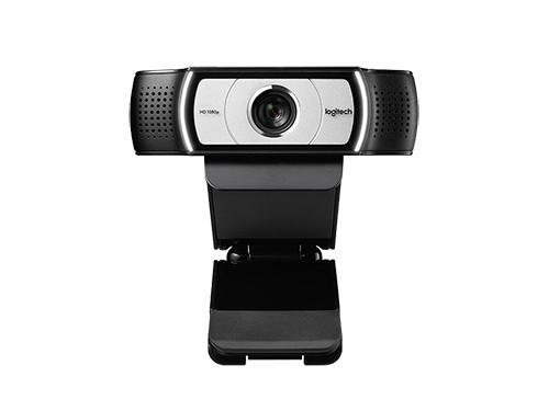 Cámara Web Webcam Hd Logitech C930e 1080p Full Hd Micrófono