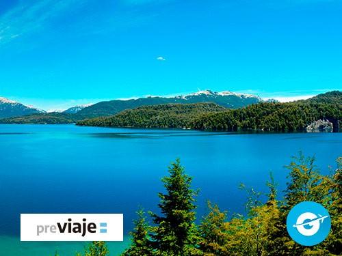 Vuelo a Bariloche en oferta. Pasaje Aéreo barato en Argentina