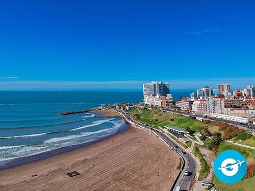 Vuelo a Mar del Plata en oferta. Pasaje Aéreo barato a Mar del Plata.