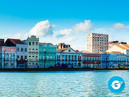 Vuelo a Recife en oferta. Pasaje Aéreo barato a Recife. Brasil