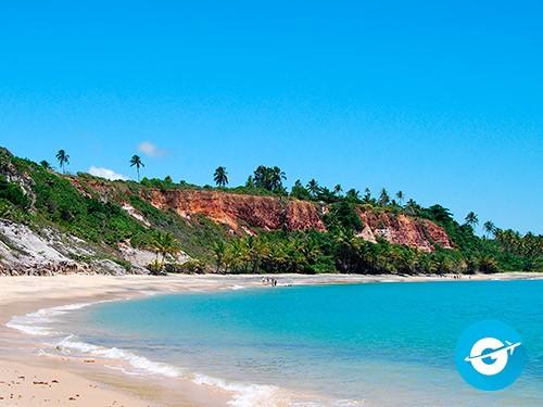 Vuelo a Porto Seguro en oferta. Pasaje Aéreo barato a Brasil