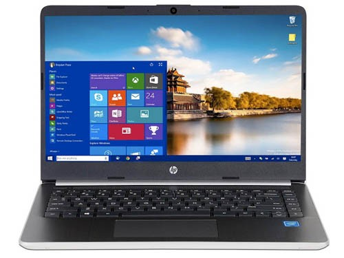 "Notebook Intel Core I5 4GB+128GB SSD 14"" Windows 10 HP"