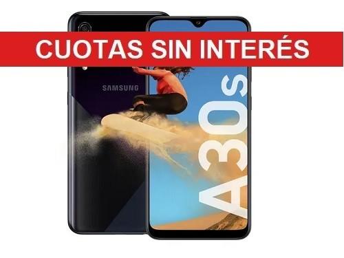 Celular Samsung A30s A307 Negro