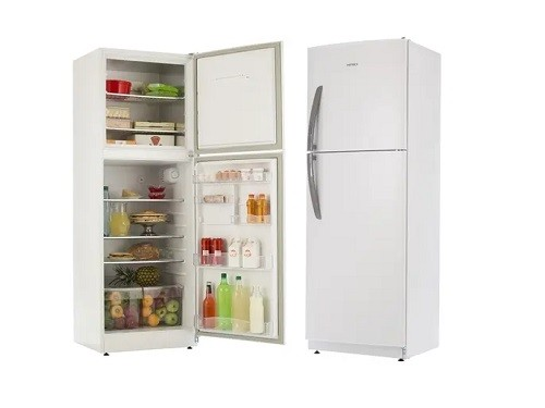 Heladera Con Freezer Patrick Hpk151m00b Blanco