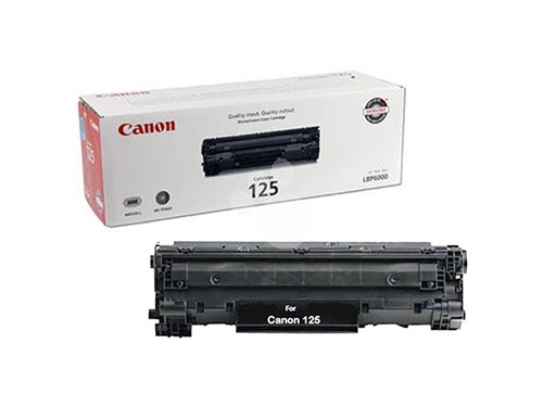 Toner Original Canon 125 Black Para Lbp6000/6030 Mf3010