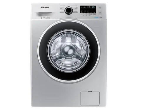 Lavarropas Automático Samsung Ww70j4463gs 7 Gris
