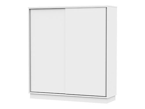 Placard con 2 puertas con 2 cajones DELOS
