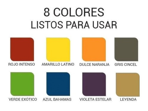Albalatex Design Colores 4 Litros | Pintura Interior Mate