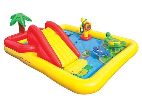Play Center Inflable Intex Ocean 493 Lt 19621/9