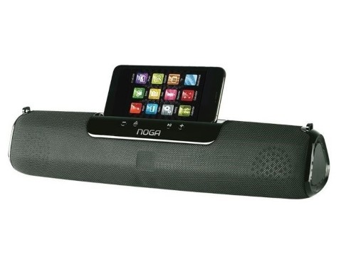 Parlante Bluetooth Inalambrico Barra Celular Fm Noga USB y SD Bt1026