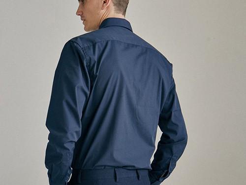 Camisa Oliver de Vestir, Hombre, Slim Fit, de Algodón Lisa, Equus