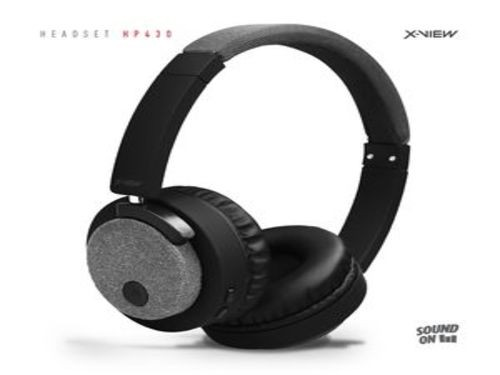 Auricular Headset X-View Soundon Hp430 Bluetooth Inalambrico