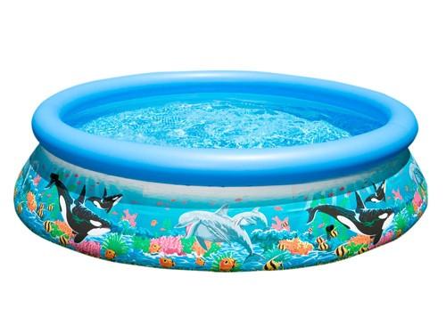 Pileta Easy Set Intex Ocean Reef 5621 Lt 366 X 76 Cm 20262/6