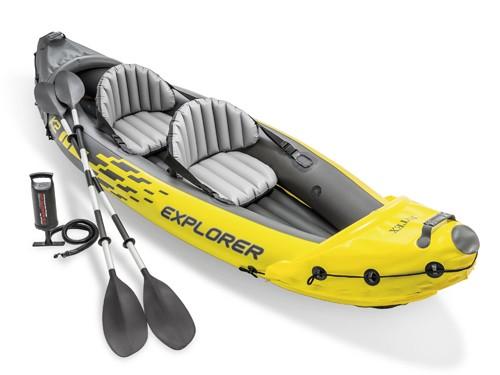 Kayak Inflable Explorer K2 21588/8