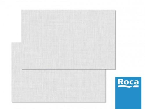Porcelanato 120x240 blanco roca textil cemento (m²)